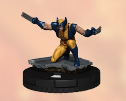 Heroclix X-men Rise and Fall 001 Wolverine PRESALE