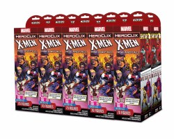 Heroclix X-men Rise and Fall Booster Brick PRESALE