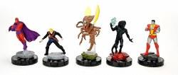 Heroclix X-men Rise and Fall CURSR Set PRESALE