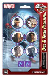 Heroclix X-men Rise and Fall Dice & Token Pack