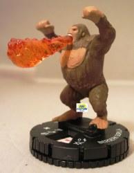 Heroclix Yu-Gi-Oh! Series 1 002 Berserk Gorilla