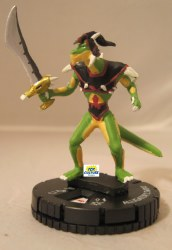 Heroclix Yu-Gi-Oh! Series 1 017 Alligator's Sword
