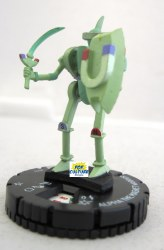 Heroclix Yu-Gi-Oh! Series 2 014 Alpha the Magnet Warrior