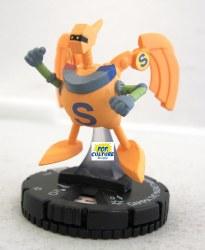 Heroclix Yu-Gi-Oh! Series 2 016 Gamma the Magnet Warrior