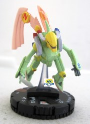 Heroclix Yu-Gi-Oh! Series 2 020 Valkyrion the Magna Warrior