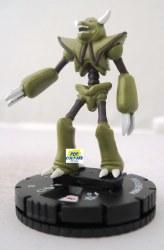 Heroclix Yu-Gi-Oh! Series 3 007 Man-Eater Bug