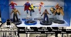 Heroclix Invincible 7-Figure Collector's Set