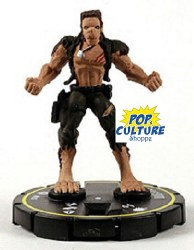 Horrorclix Base Set 001 Dog Soldier