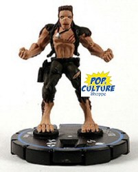 Horrorclix Base Set 002 Dog Soldier