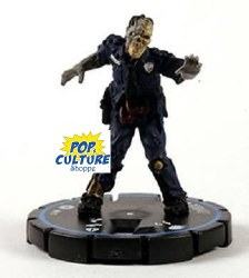 Horrorclix Base Set 011 Zombie Cop