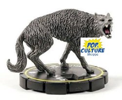 Horrorclix Base Set 019 Dire Wolf