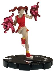 Horrorclix Nightmares 001 Zombie Cheerleader