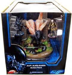 Horrorclix Alien vs. Predator - Alien Queen