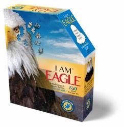 I am Eagle - 550 piece puzzle