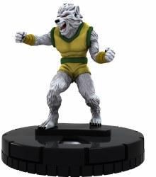 Heroclix The Incredible Hulk 009 Man-Wolf