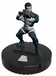 Heroclix The Incredible Hulk 011 Punisher