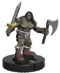 Heroclix The Incredible Hulk 015 Skaar