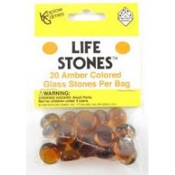 Life Stones - Amber