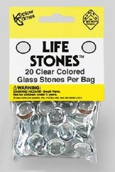 Life Stones - Clear