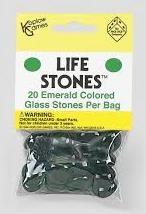 Life Stones - Emerald