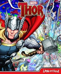 Look and Find: Thor