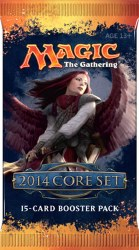 Magic the Gathering M14 Core Set Booster Pack