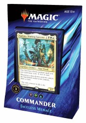 Magic the Gathering Commander 2019 Faceless Menace Deck