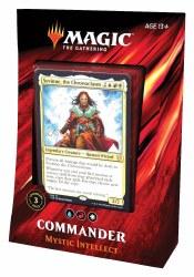 Magic the Gathering Commander 2019 Mystic Intellect Deck