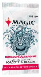 Magic the Gathering: Adventures in the Forgotten Realms Collector Booster Pack