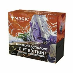 Magic the Gathering: Adventures in the Forgotten Realms Gift Edition Bundle