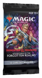 Magic the Gathering: Adventures in the Forgotten Realms Set Booster Pack