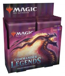Magic the Gathering: Commander Legends Collector Booster Box