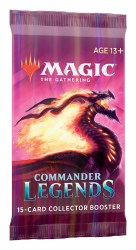 Magic the Gathering: Commander Legends Collector Booster Pack