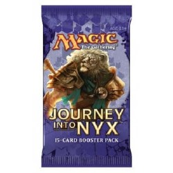 Magic the Gathering Jounrey Into Nyx Booster Pack