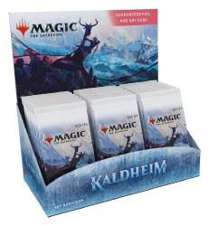 PRESALE Magic the Gathering: Kaldheim Set Booster Box PRESALE