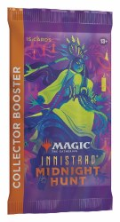 Magic the Gathering: Innistrad: Midnight Hunt Collector Booster Pack