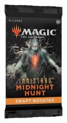 Magic the Gathering: Innistrad: Midnight Hunt Draft Booster Pack