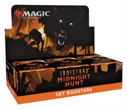 Magic the Gathering: Innistrad: Midnight Hunt Set Booster Box