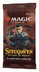 Magic the Gathering: Strixhaven Draft Booster Pack