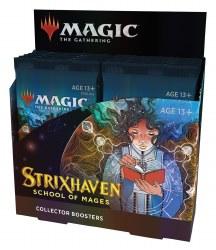 PRESALE Magic the Gathering: Strixhaven Collector Booster Box PRESALE