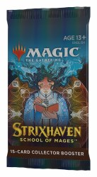 Magic the Gathering: Strixhaven Collector Booster Pack