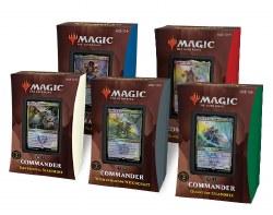 PRESALE Magic the Gathering: Strixhaven Set of 5 Commander Decks PRESALE