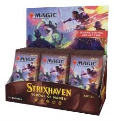 PRESALE Magic the Gathering: Strixhaven Set Booster Box PRESALE