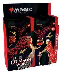 PRESALE Magic the Gathering: Innistrad: Crimson Vow Collector Booster Box PRESALE
