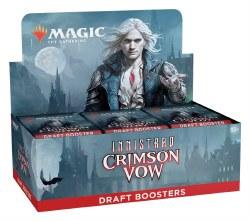 PRESALE Magic the Gathering: Innistrad: Crimson Vow Draft Booster Box PRESALE