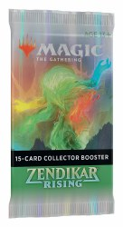 Magic the Gathering: Zendikar Rising Collector Booster Pack