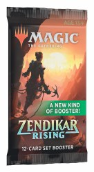 Magic the Gathering: Zendikar Rising Set Booster Pack