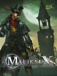 Malifaux: 2nd Edition Rulebook