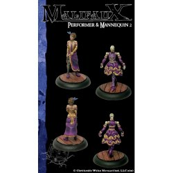 Malifaux: Performer & Mannequin 2