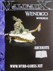 Malifaux: Arcanists Wendigo